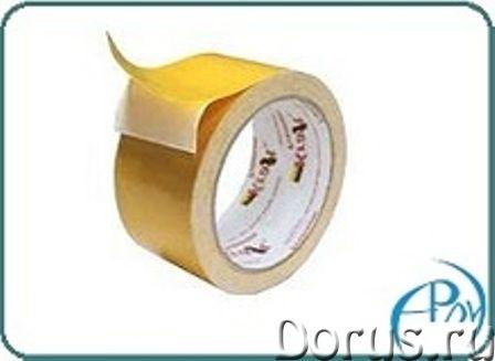 Двухсторонняя клейкая лента - Тара и упаковка - Клейкая лента, на которую с двух сторон нанесен клей..., фото 1
