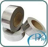 Клейкая лента алюминиевая - Тара и упаковка - Клейкая лента, представляющая собой фольгу с нанесенны..., фото 1