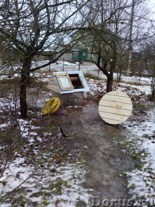 Копка колодца, чистка, ремонт, утепление, земляные работы - Строительные услуги - Копка колодца под..., фото 2