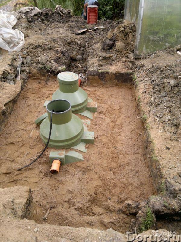 Копка колодца, чистка, ремонт, утепление, земляные работы - Строительные услуги - Копка колодца под..., фото 3