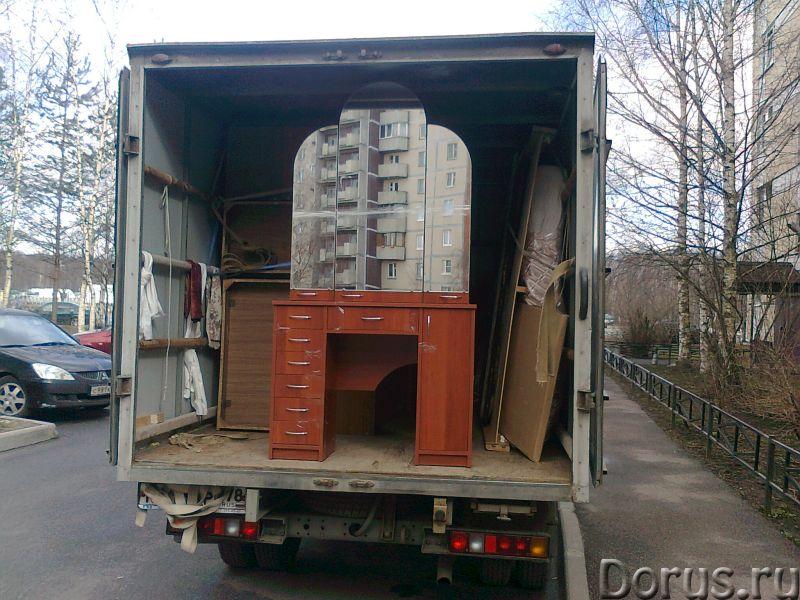 Проф. перевозки мебели, вещей с грузчиками и без. Недорого - Перевозки - Качественная перевозка мебе..., фото 2