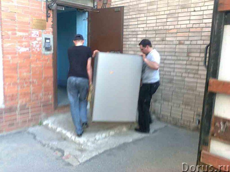 Проф. перевозки мебели, вещей с грузчиками и без. Недорого - Перевозки - Качественная перевозка мебе..., фото 3