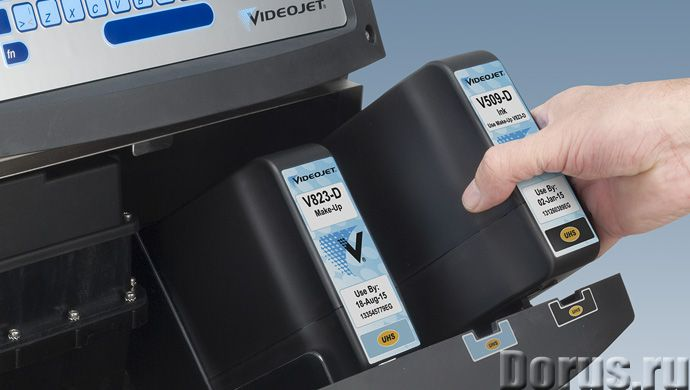 Высококачественные чернила, растворители Videojet - Расходные материалы - Высококачественные чернила..., фото 3