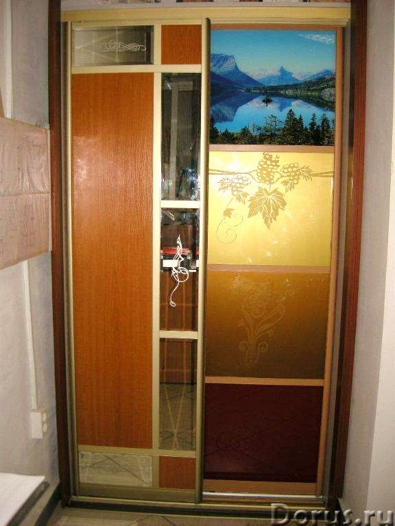 Фасад для шкафа-купе - Мебель для дома - Фасад для шкафа-купе 2 дверный Н-2000 / 1100 мм - 10000 р..., фото 2