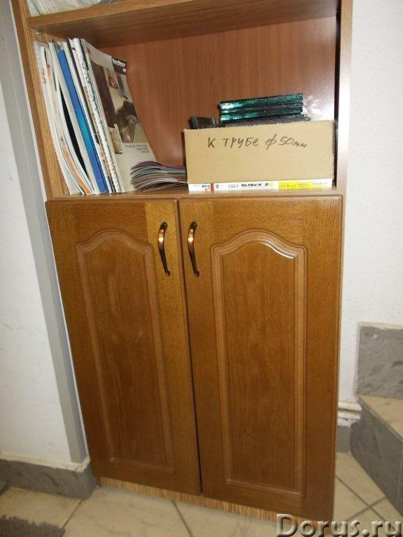 "Стеллаж ""Классика"" МДФ ШПОН - Мебель для дома - Стеллаж Классика Н-2050 / 600 / 250 мм - 3800 р. Фас..., фото 2"