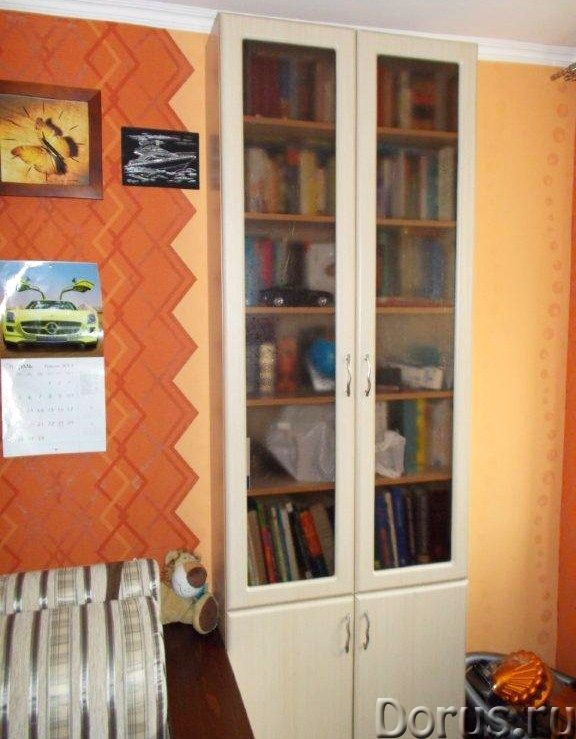 "Стеллаж ""Классика"" МДФ ШПОН - Мебель для дома - Стеллаж Классика Н-2050 / 600 / 250 мм - 3800 р. Фас..., фото 3"