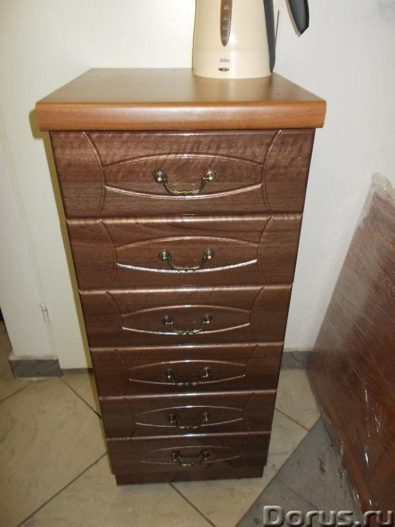 """Комод """"Классика"""" с 6 ящиками - Мебель для дома - Комод Классика с 6 ящиками Н-995 / 400 / 450 мм - 5..., фото 2"""