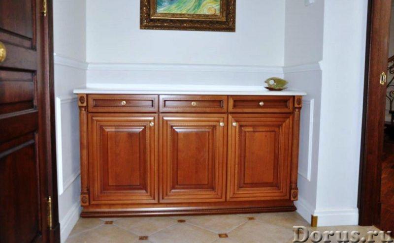 Тумба с 4 ящиками - Мебель для дома - Тумба с 4 ящиками Н-760 / 500 / 600 мм - 2600 р. Фасад софтфор..., фото 3