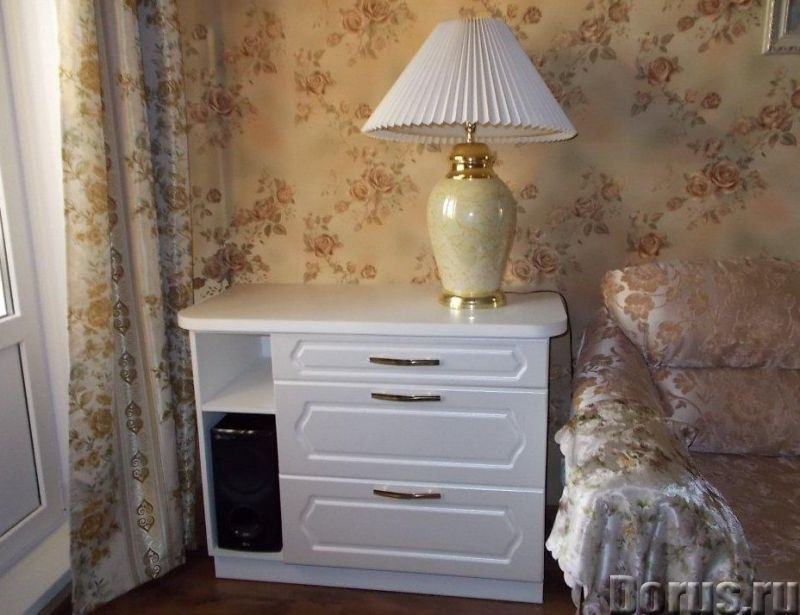 Тумба с 4 ящиками - Мебель для дома - Тумба с 4 ящиками Н-760 / 500 / 600 мм - 2600 р. Фасад софтфор..., фото 10