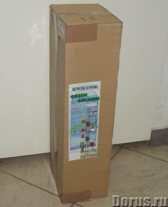 Стойка для цветов - Прочая мебель - Стойка для цветов Н-2700 мм (на 11 цветков) - 2600 р. Стойка раз..., фото 3