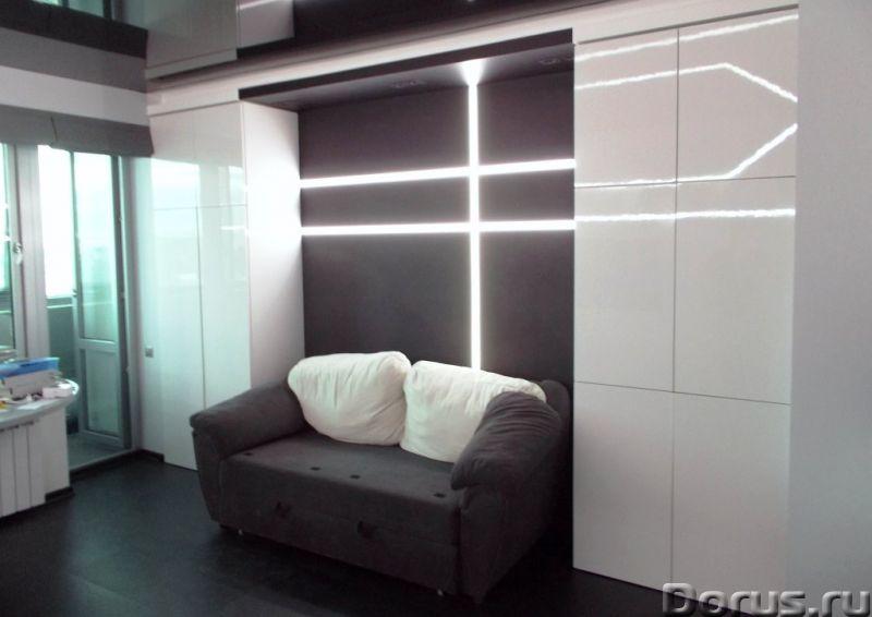 Стол обеденный - Мебель для дома - Стол обеденный Н-760 / 1110 / 700 мм - 6900 р. Столешница влагост..., фото 7