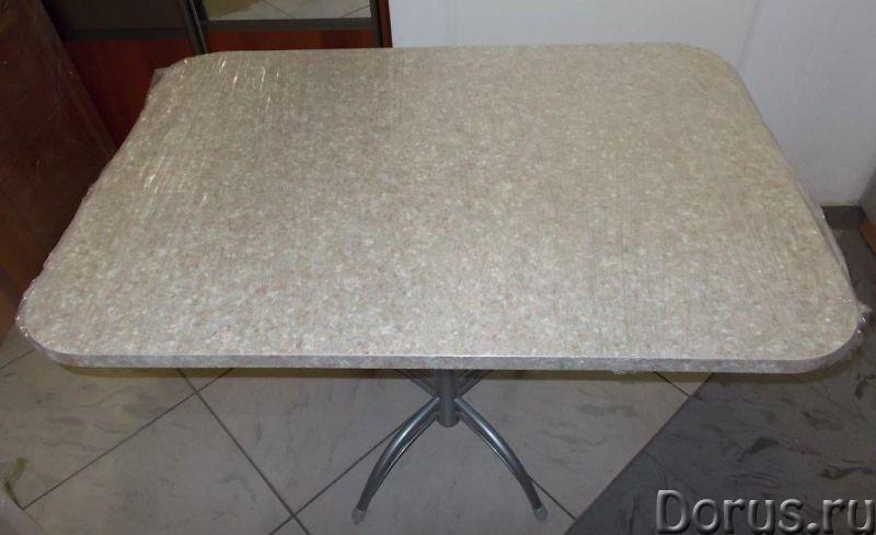 Стол обеденный - Мебель для дома - Стол обеденный Н-740 / 1000 / 700 мм - 4590 р. Столешница влагост..., фото 1