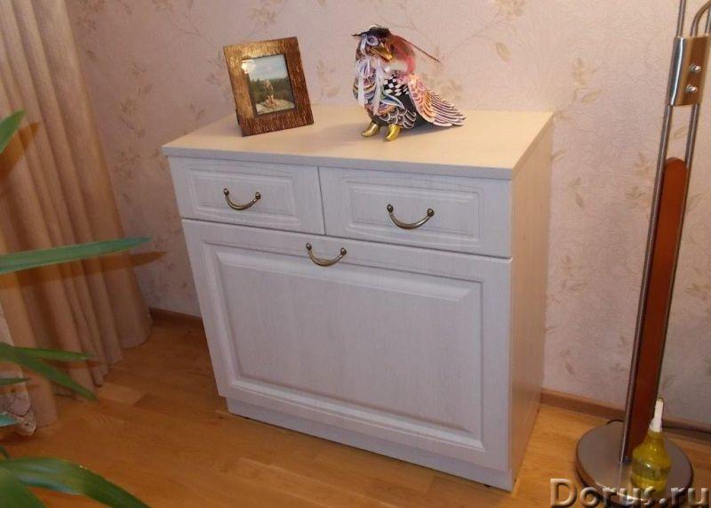 Стол обеденный - Мебель для дома - Стол обеденный Н-740 / 1000 / 700 мм - 4590 р. Столешница влагост..., фото 8