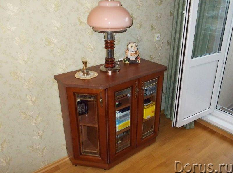 Стол обеденный - Мебель для дома - Стол обеденный Н-740 / 1000 / 700 мм - 4590 р. Столешница влагост..., фото 9
