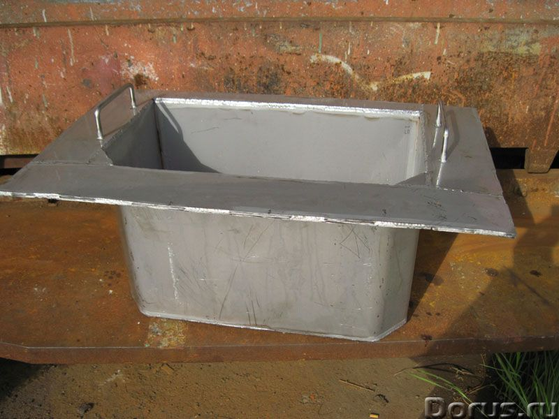 Изготовление металлоконструкций на заказ, баки для бани из нержавейки - Металлопродукция - Производс..., фото 2