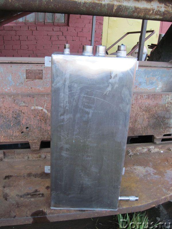 Изготовление металлоконструкций на заказ, баки для бани из нержавейки - Металлопродукция - Производс..., фото 3