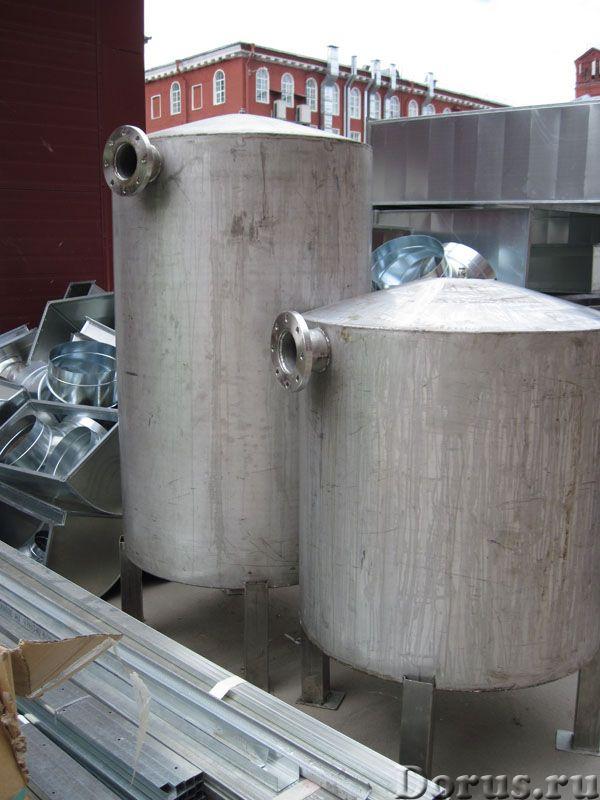 Изготовление металлоконструкций на заказ, баки для бани из нержавейки - Металлопродукция - Производс..., фото 4