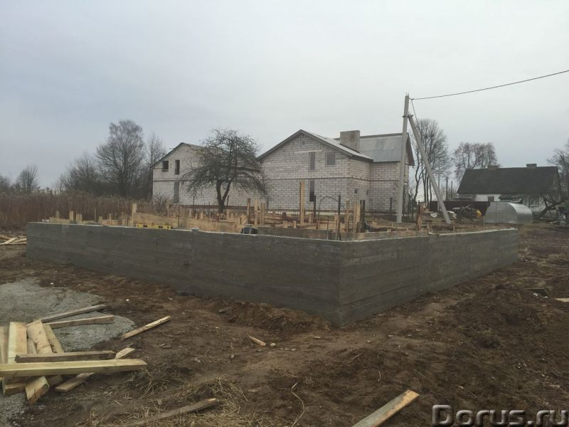 Дома и бани это мы. Сравните цены. Частная бригада - Строительные услуги - Мы не строим для того что..., фото 3