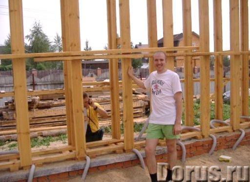 Строим любые загородные дома. На фото наши работы - Строительные услуги - Здравствуйте! Чтобы Вы убе..., фото 1