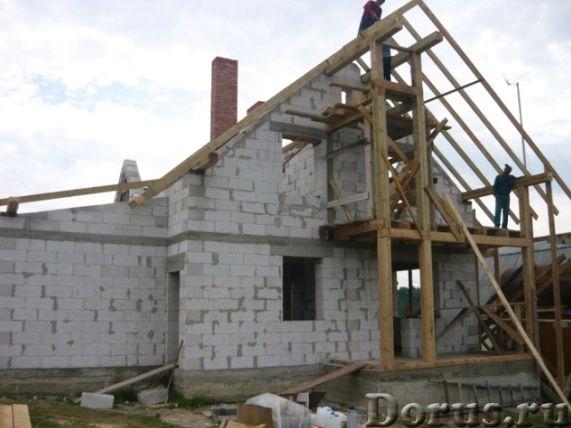 Строим любые загородные дома. На фото наши работы - Строительные услуги - Здравствуйте! Чтобы Вы убе..., фото 6
