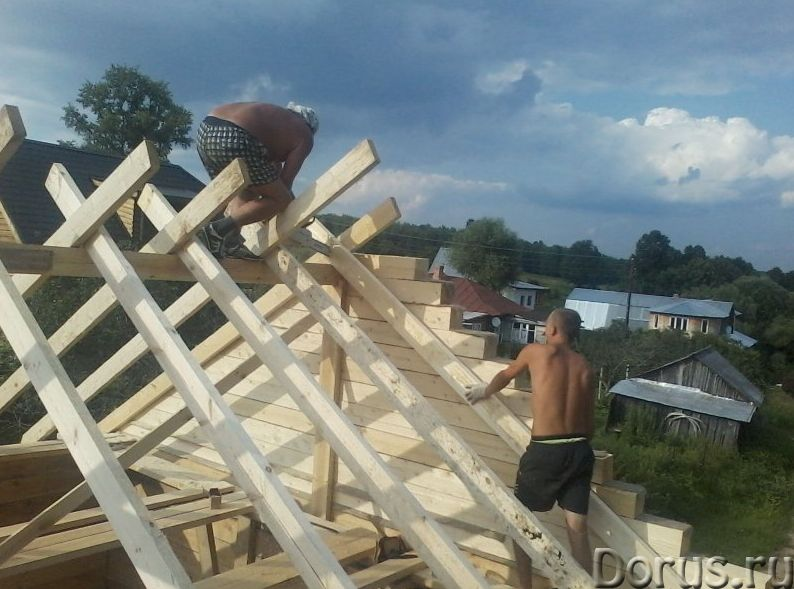 Бригада строителей, делаем сами, работы на фото - Строительные услуги - Меня зовут Захар, я русский..., фото 1