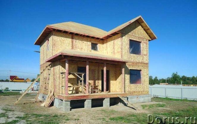 3 толковых мастера. Строим дом/коттедж под ключ - Строительные услуги - Занимаемся втроем загородным..., фото 7