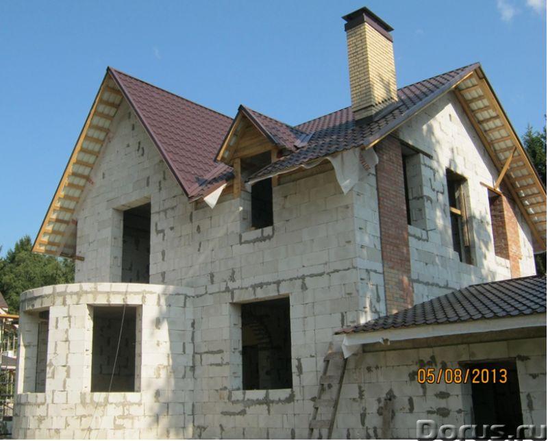 Мы строим дома в ЛО без посредников - Строительные услуги - Русская бригада, все славяне, постоянно..., фото 2