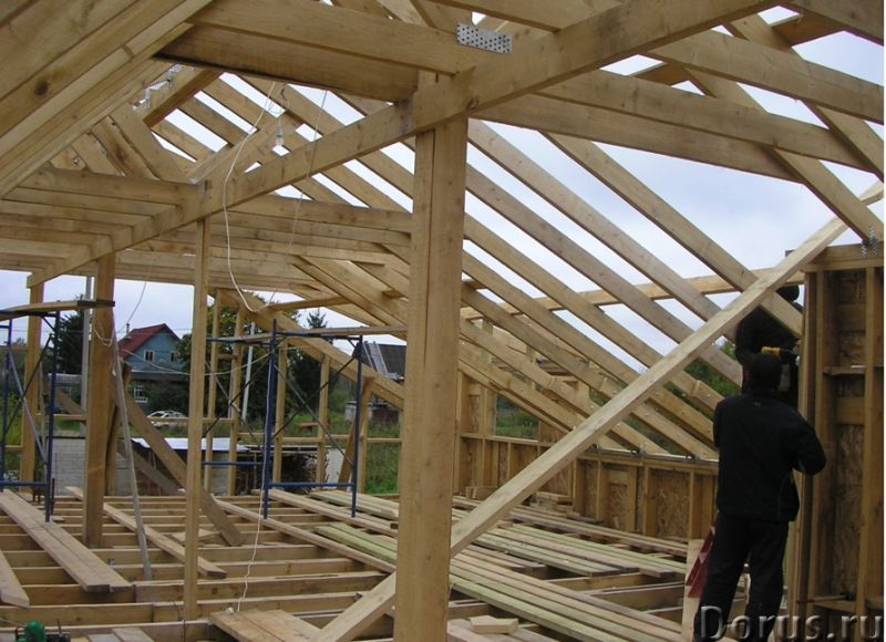 Мы строим дома в ЛО без посредников - Строительные услуги - Русская бригада, все славяне, постоянно..., фото 3