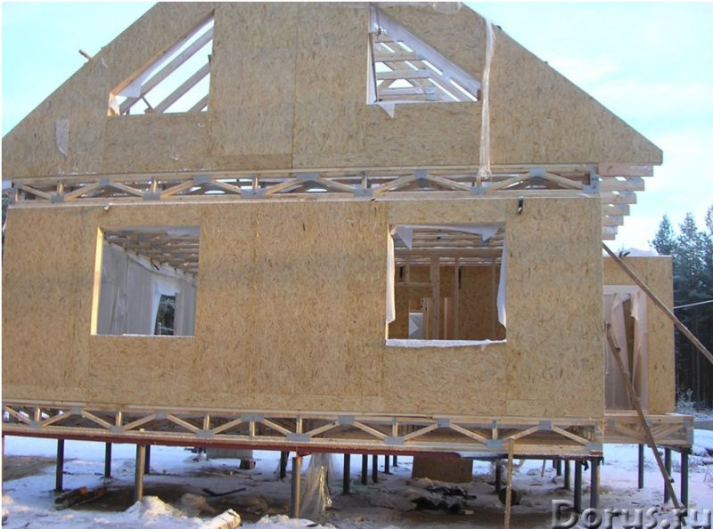 Мы строим дома в ЛО без посредников - Строительные услуги - Русская бригада, все славяне, постоянно..., фото 5
