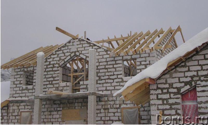 Мы строим дома в ЛО без посредников - Строительные услуги - Русская бригада, все славяне, постоянно..., фото 6