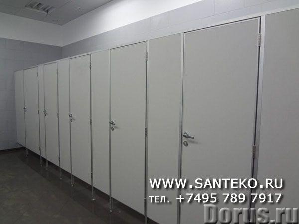 Производство сантехнических кабин, перегородки для душа, продажа фурнитуры и комплектующих - Сантехн..., фото 1