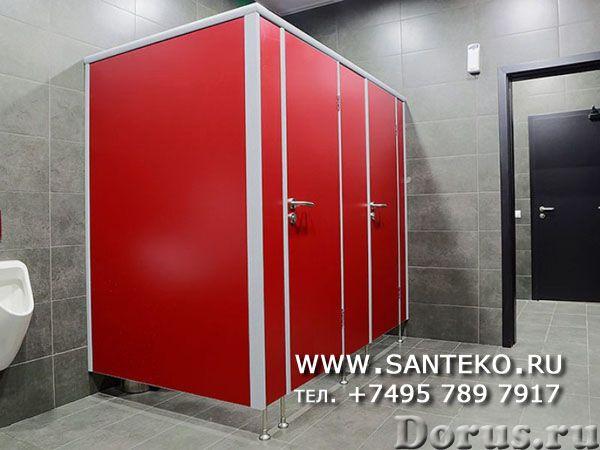 Производство сантехнических кабин, перегородки для душа, продажа фурнитуры и комплектующих - Сантехн..., фото 3