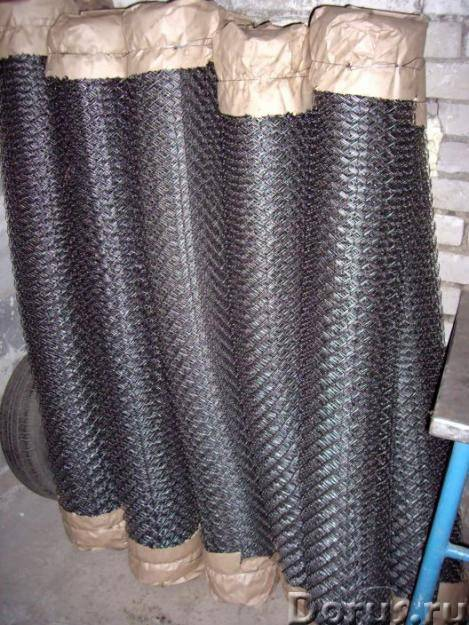 Сетка рабица - Металлопродукция - Сетка рабица используется в основном для изготовления заборов. Заб..., фото 1
