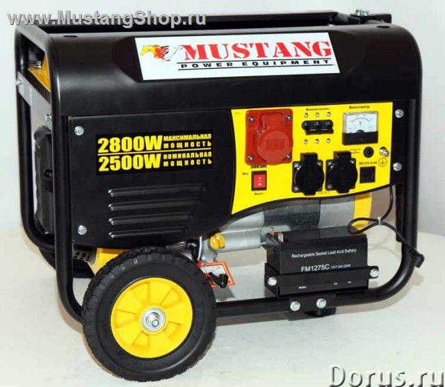 Бензогенератор CTG 3000 E2T - Строительное оборудование - Цена: 16560 Гарантия: 2 года Четырехтактны..., фото 1