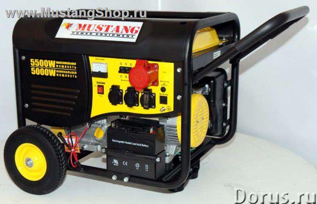 Бензогенератор CTG 6000 E2T - Строительное оборудование - Цена: 32200 Гарантия: 2 года Четырехтактны..., фото 1
