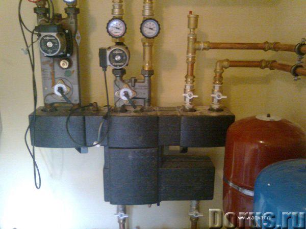 Aqvar - монтаж отопления и водоснабжения в Санкт-Петербурге - Сантехника - Компания Aqvar предоставл..., фото 2