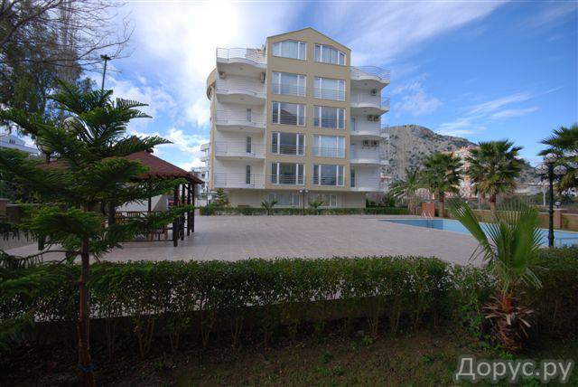 Турция. Анталия. Квартира - Недвижимость за рубежом - 39 тыс. евро. Бассейн: есть Количество комнат:..., фото 1