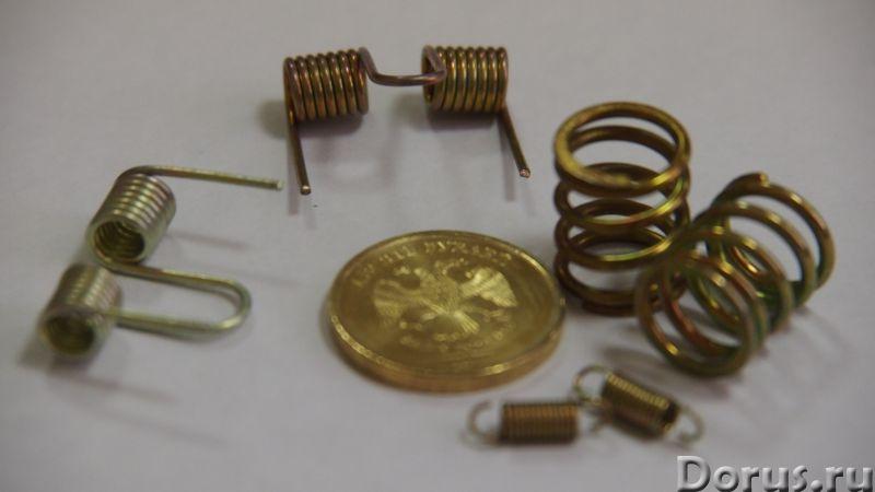 Производство пружин сжатия, растяжения, кручения - Металлопродукция - Компания «КРОКУС» занимается п..., фото 1